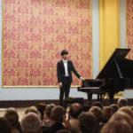 Eric Lu, Toruńska Orkiestra Symfoniczna, 7.11.15r