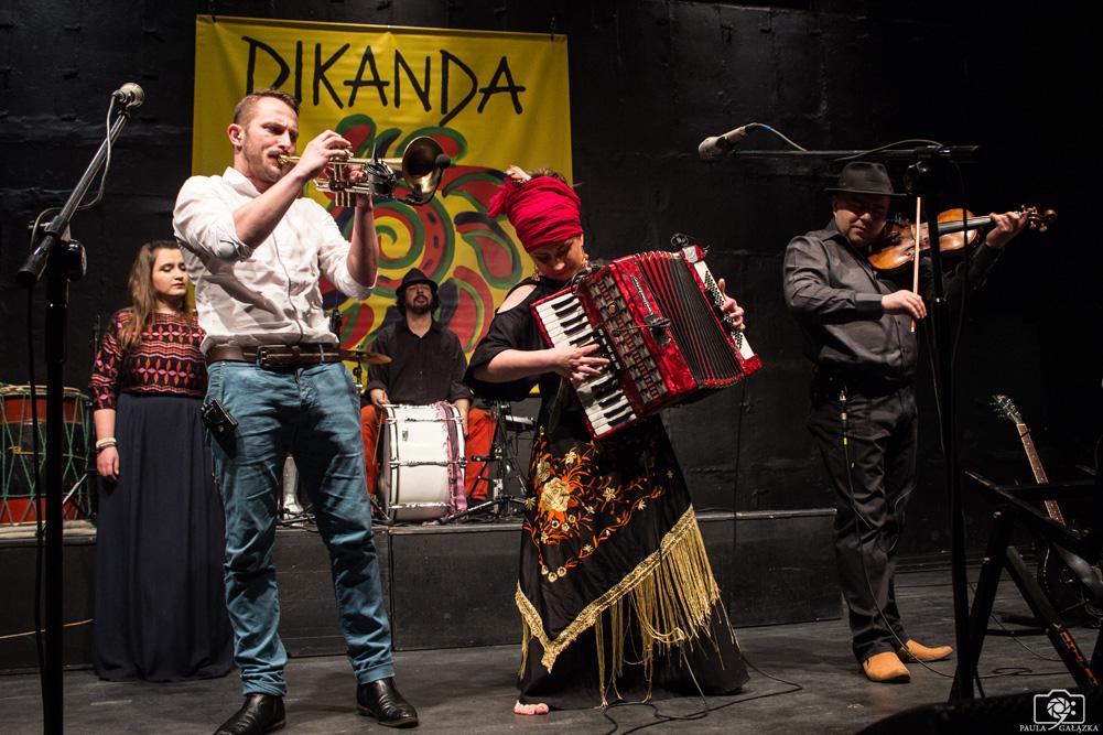 Dikanda, Od Nowa, 11.03.17r